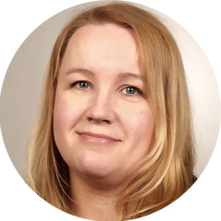 Kouluttaja Kati Erholtz